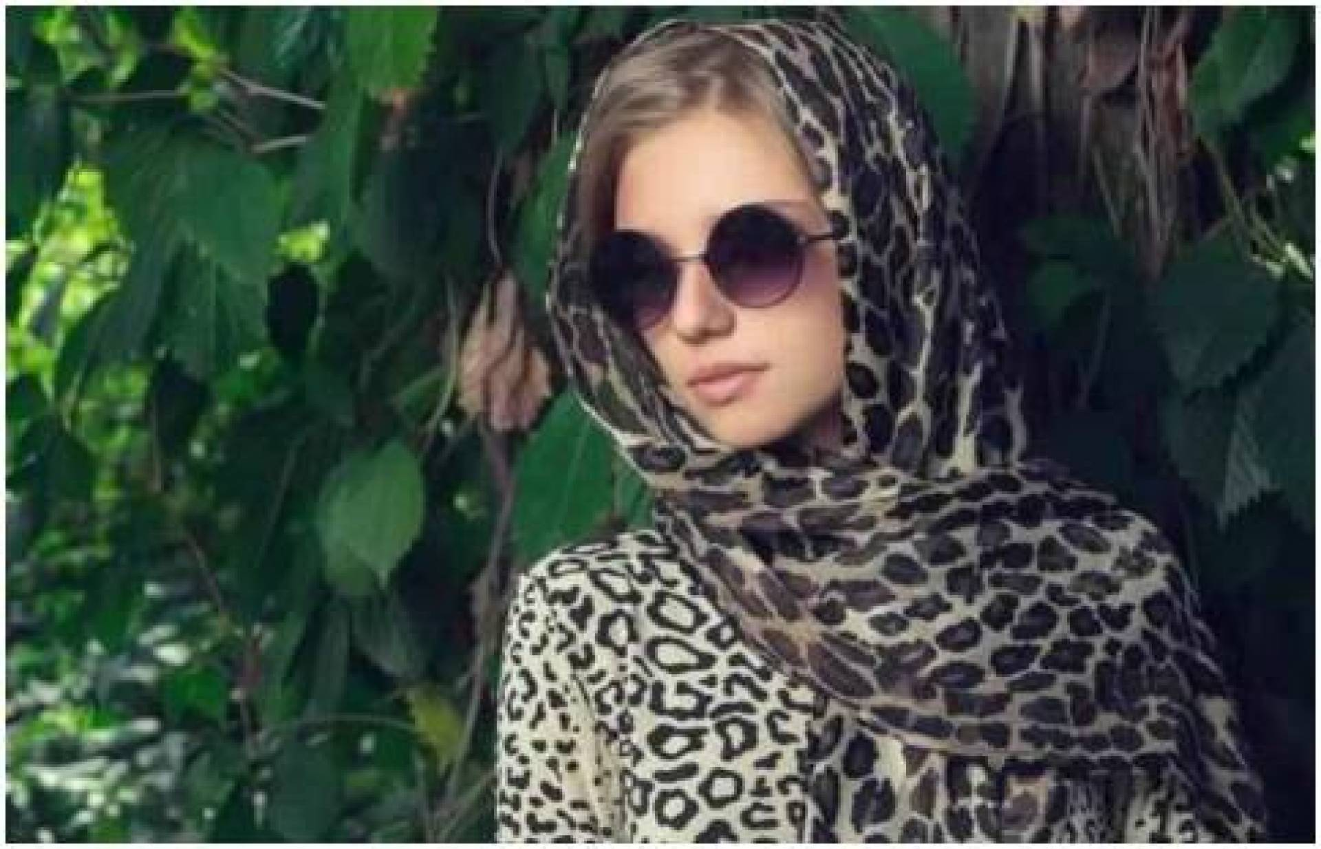 ca0cd713b ارتداء النظارة مع الحجاب.. الأناقة لها أصولها | Laha Magazine