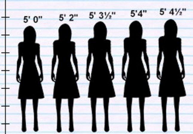 8a02670e3 دراسة - المرأة القصيرة أكثر جاذبية وأنوثة بنظر الرجل... إليكم التفاصيل |  Laha Magazine