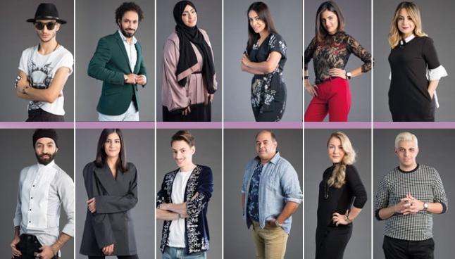 df82ed57d تعرفوا إلى المشتركين 12 في النسخة العربية من Fashion Star | Laha Magazine